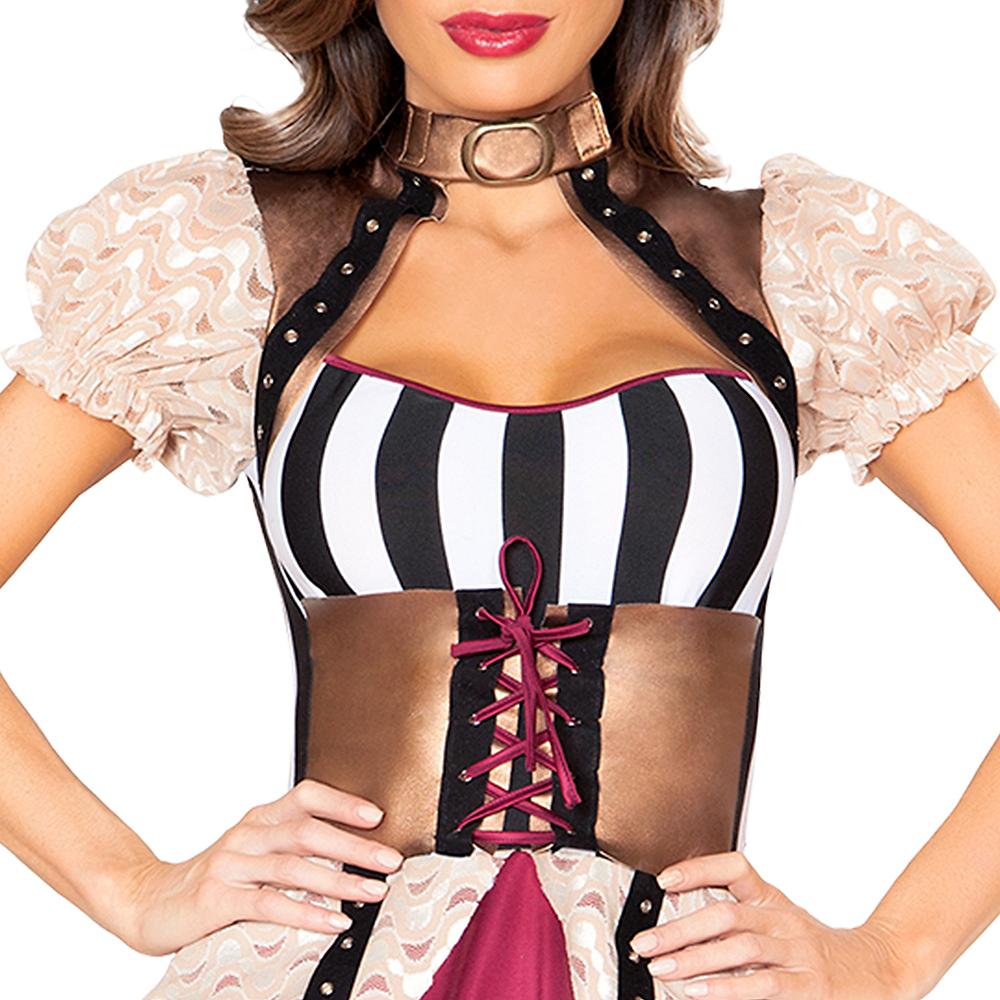 Womens Sassy Steampunk Costume Image #3