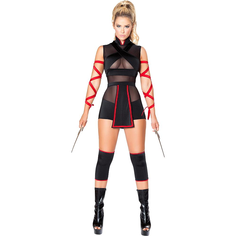 Womens Sexy Ninja Costume Image #1