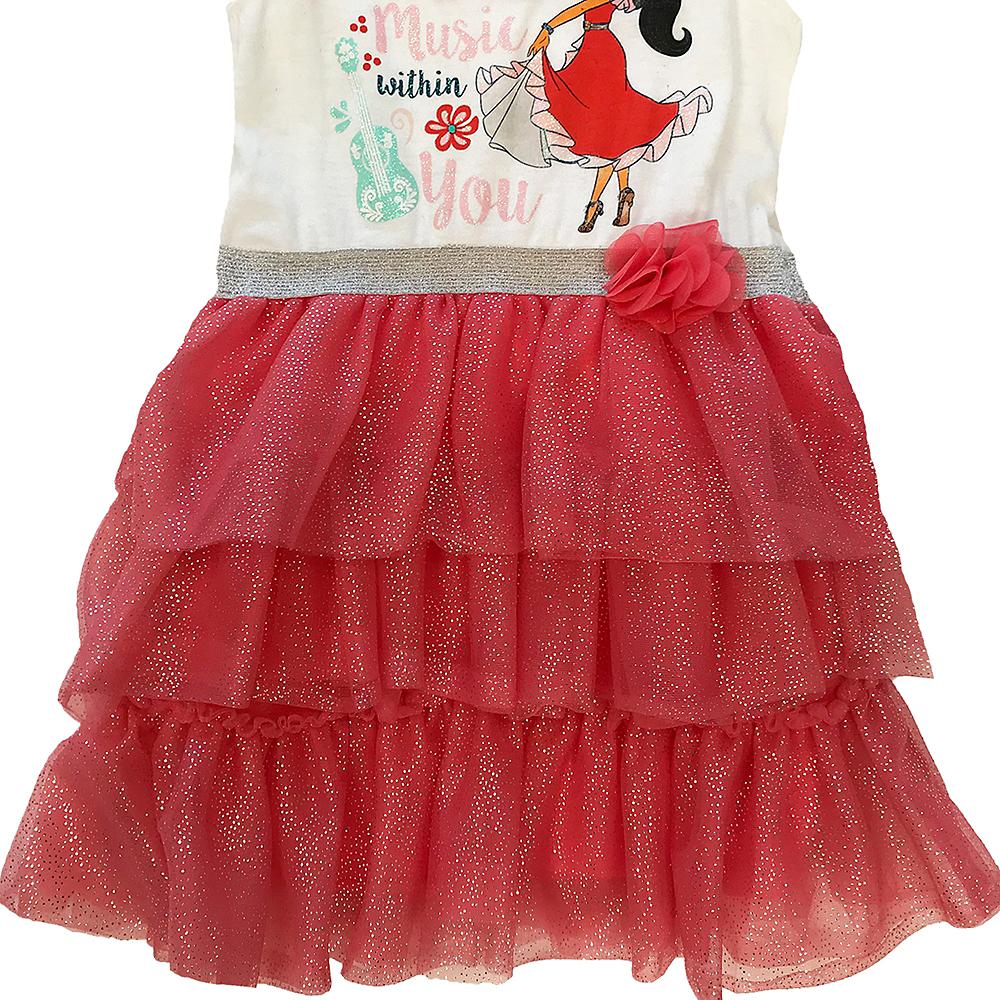 Toddler Girls Elena of Avalor Tutu Dress Image #3
