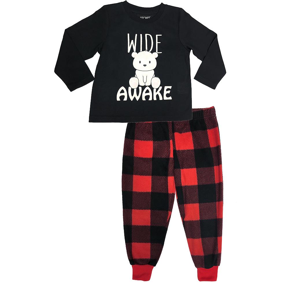 Toddler Wide Awake Pajamas Image #1
