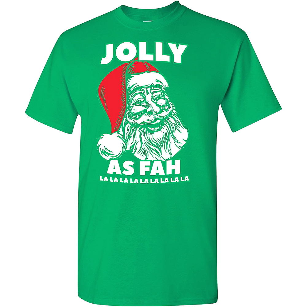 Adult Jolly As Fah T-Shirt Image #1