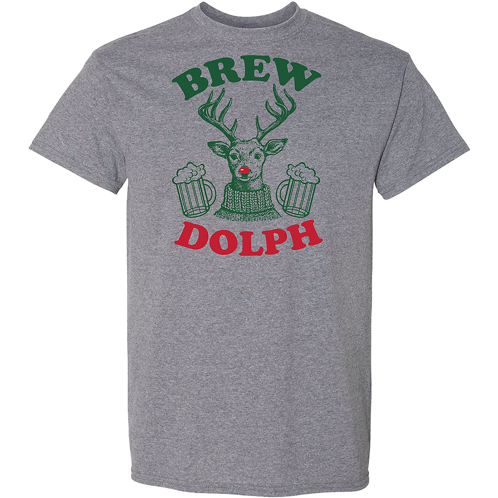 Adult Brew Dolph T-Shirt Image #1