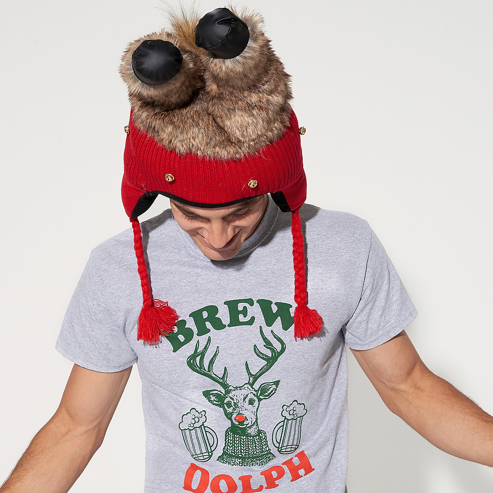 Adult Brew Dolph T-Shirt Image #2