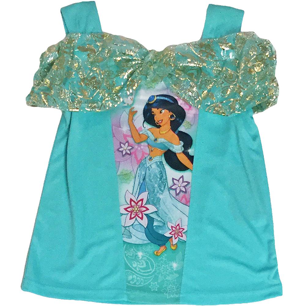 Girls Princess Jasmine Pajama Set - Aladdin Image #2
