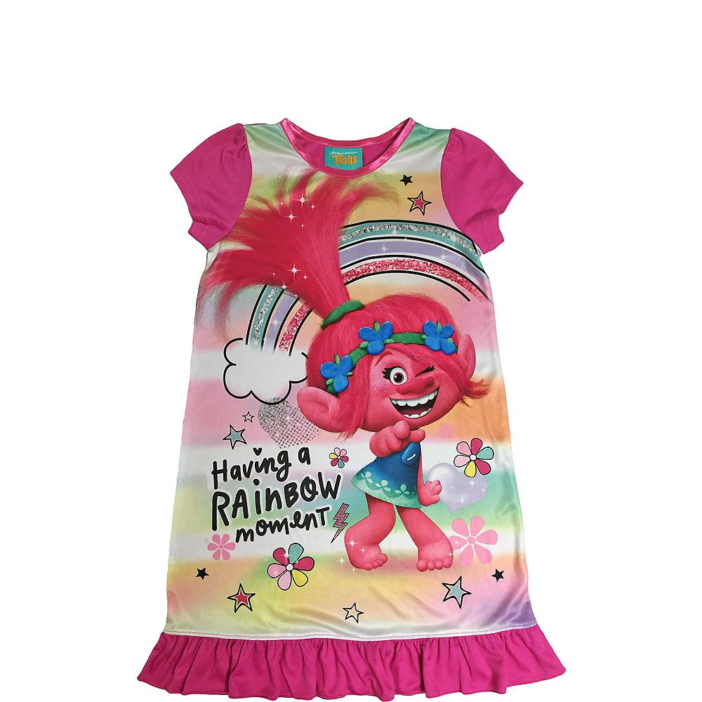 Child Trolls Sleep Shirt Image #1