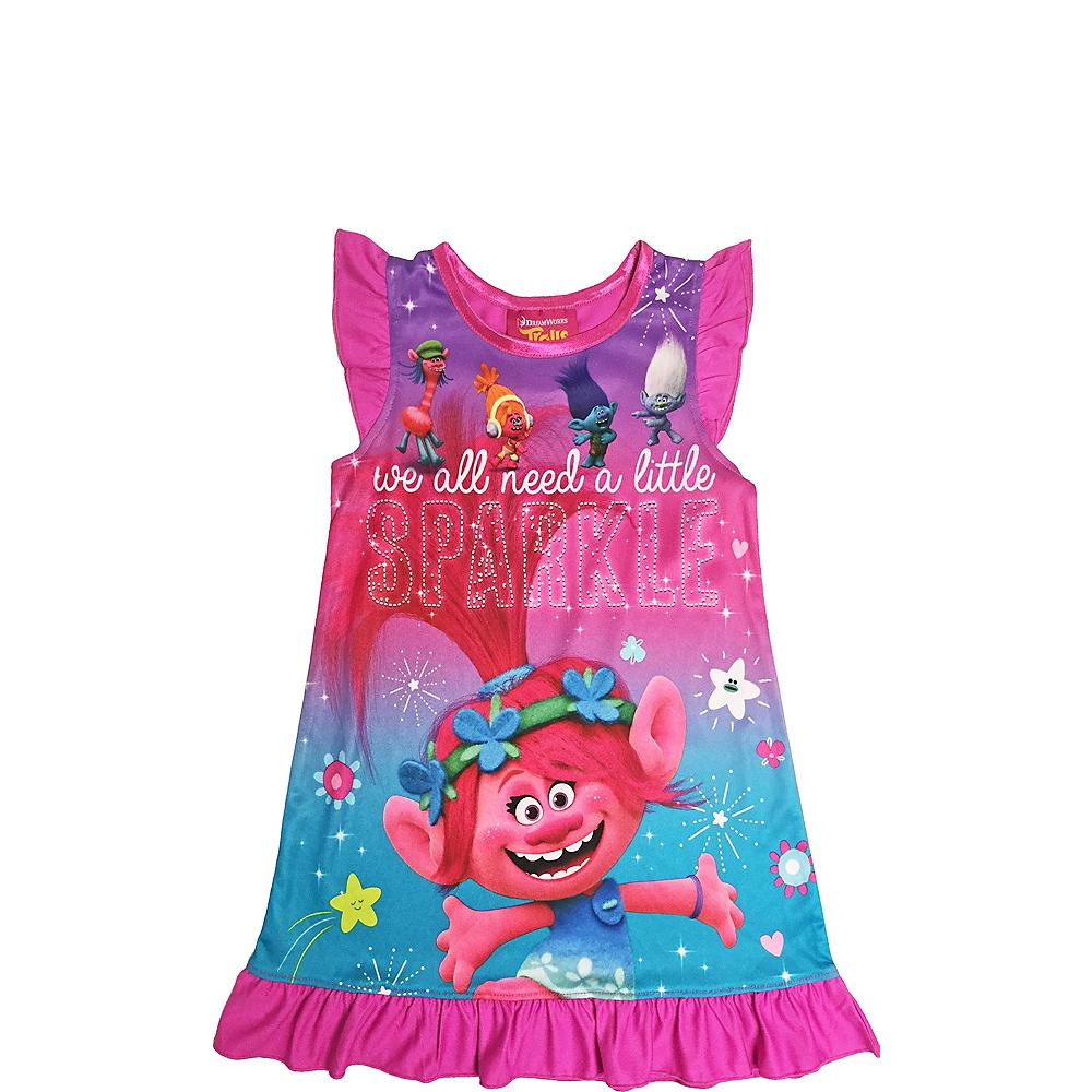 Toddler Trolls Sleep Shirt Image #1