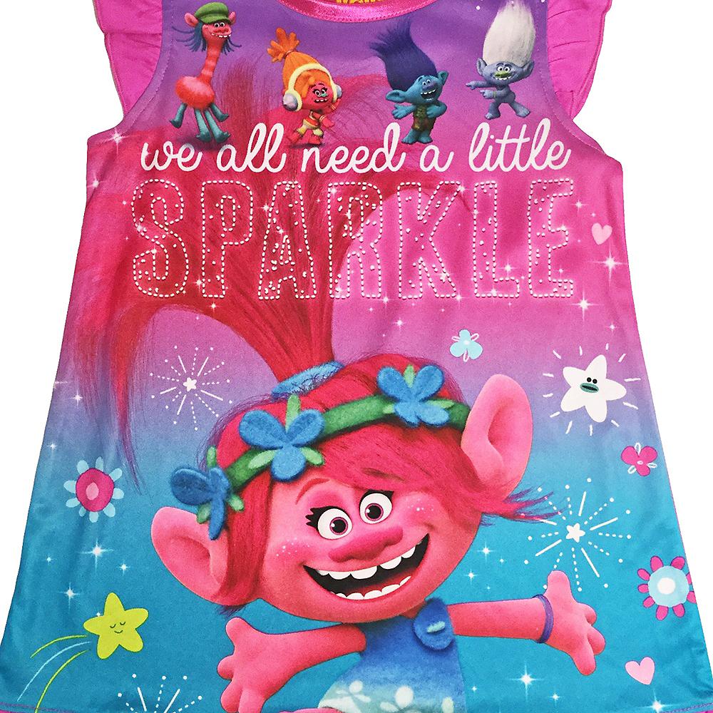 Toddler Trolls Sleep Shirt Image #2
