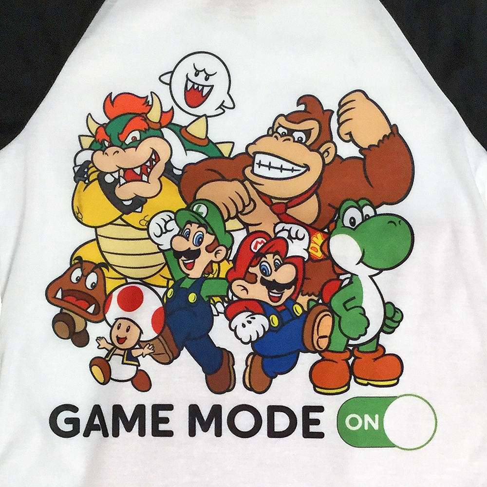 Nav Item for Boys Super Mario Pajama Set Image #2