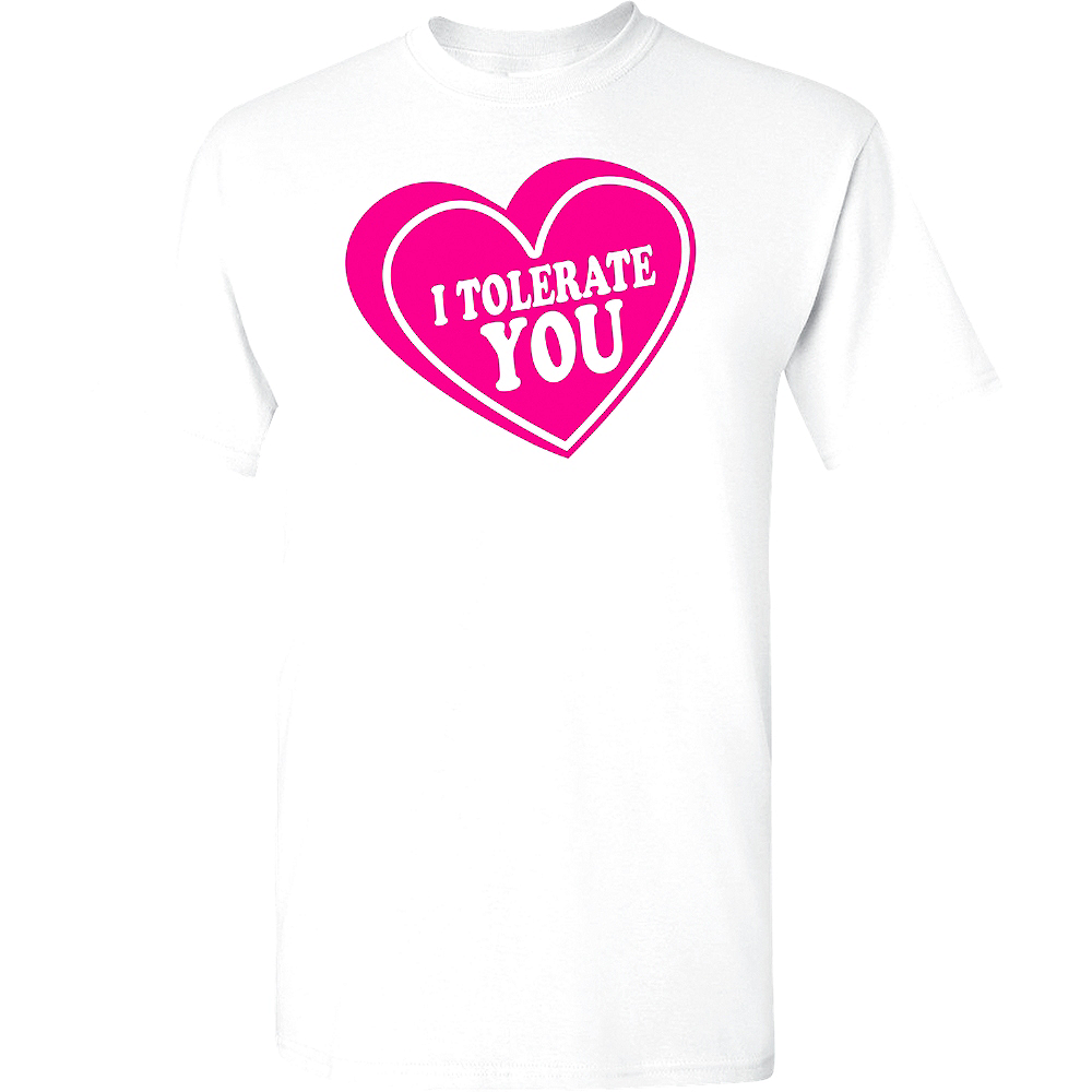 I Tolerate You T-Shirt Image #1