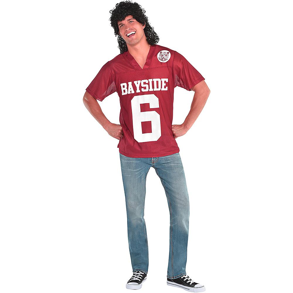 Mens 90s Football Jock Costume Accessory Kit Image #1