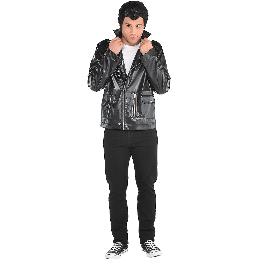 Mens Danny Zuko Costume Accessory Kit Image #1