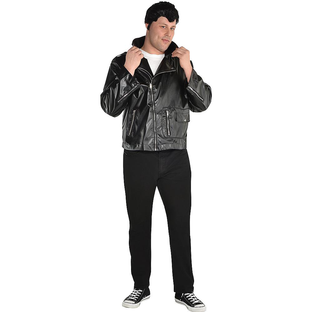 Mens Danny Zuko Costume Accessory Kit Plus Size Image #1