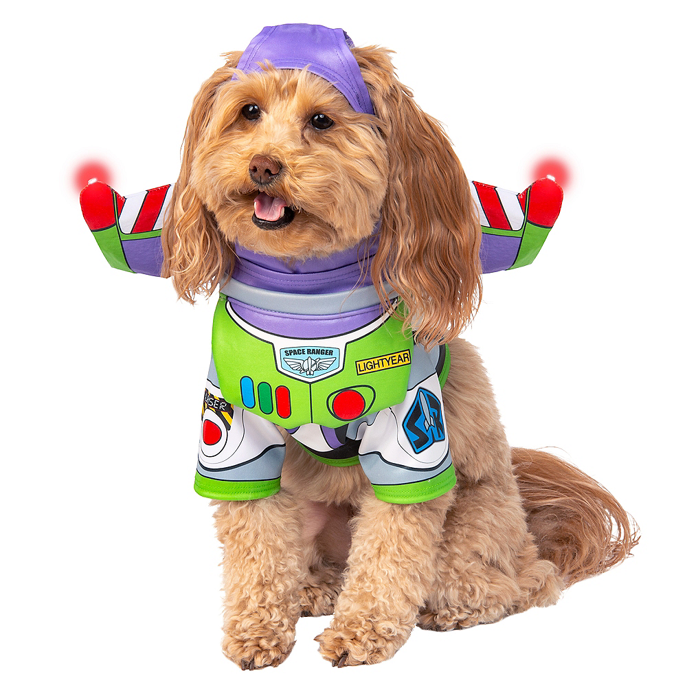 Buzz Lightyear Dog Costume - Toy Story Image #1