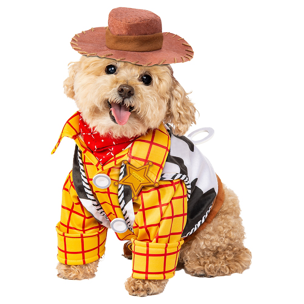 Woody Dog Costume - Toy Story Image #1