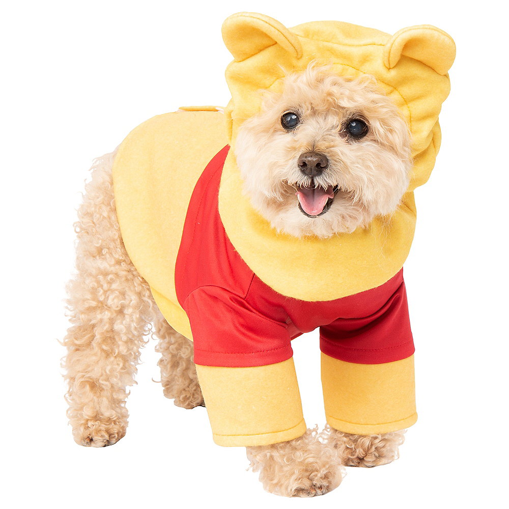 Nav Item for Winnie the Pooh Dog Costume Image #1