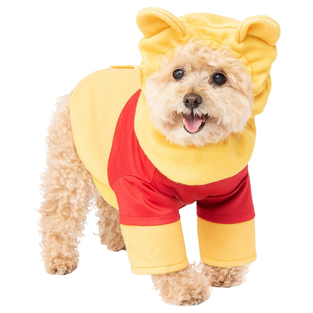 Winnie the Pooh Dog Costume Image #1