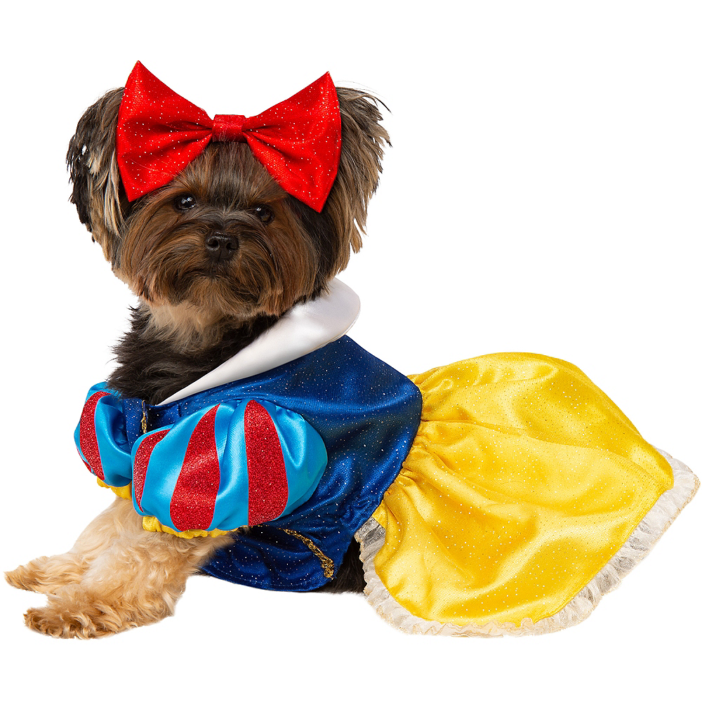 Snow White Dog Costume Image #1
