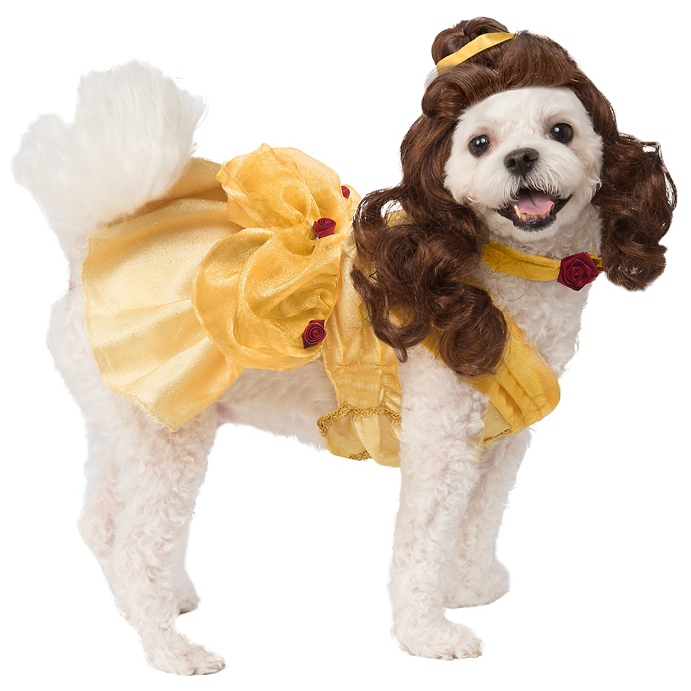 Belle Dog Costume - Beauty and the Beast Image #1