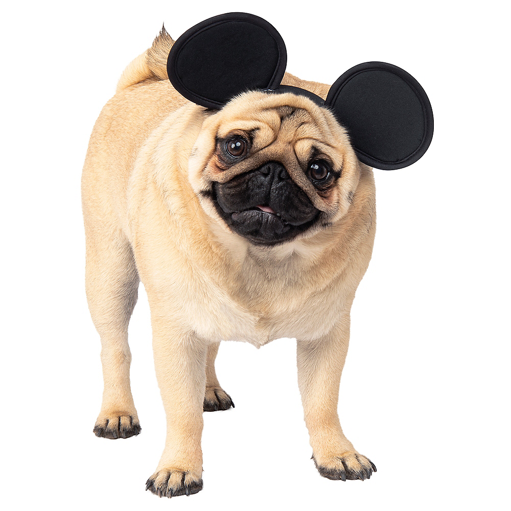 Mickey Mouse Dog Headpiece Image #1