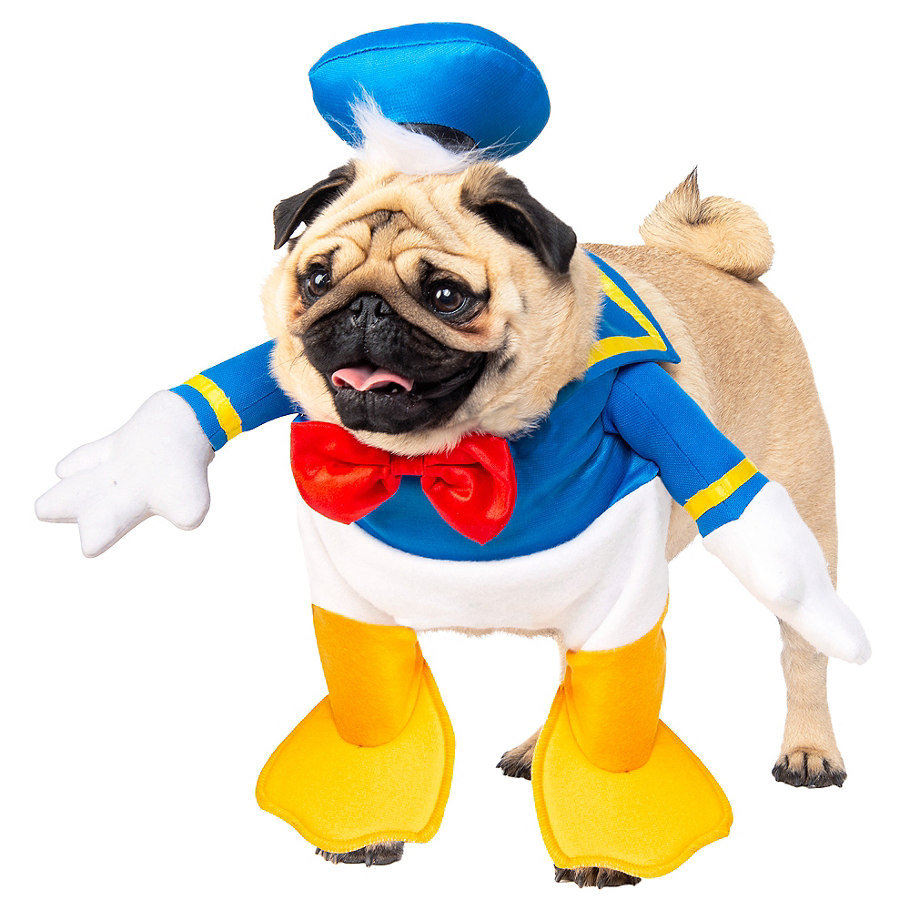 Donald Duck Dog Costume Image #1