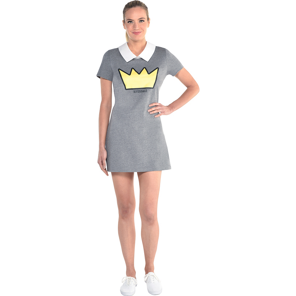Adult Betty Cooper Crown Dress - Riverdale Image #1