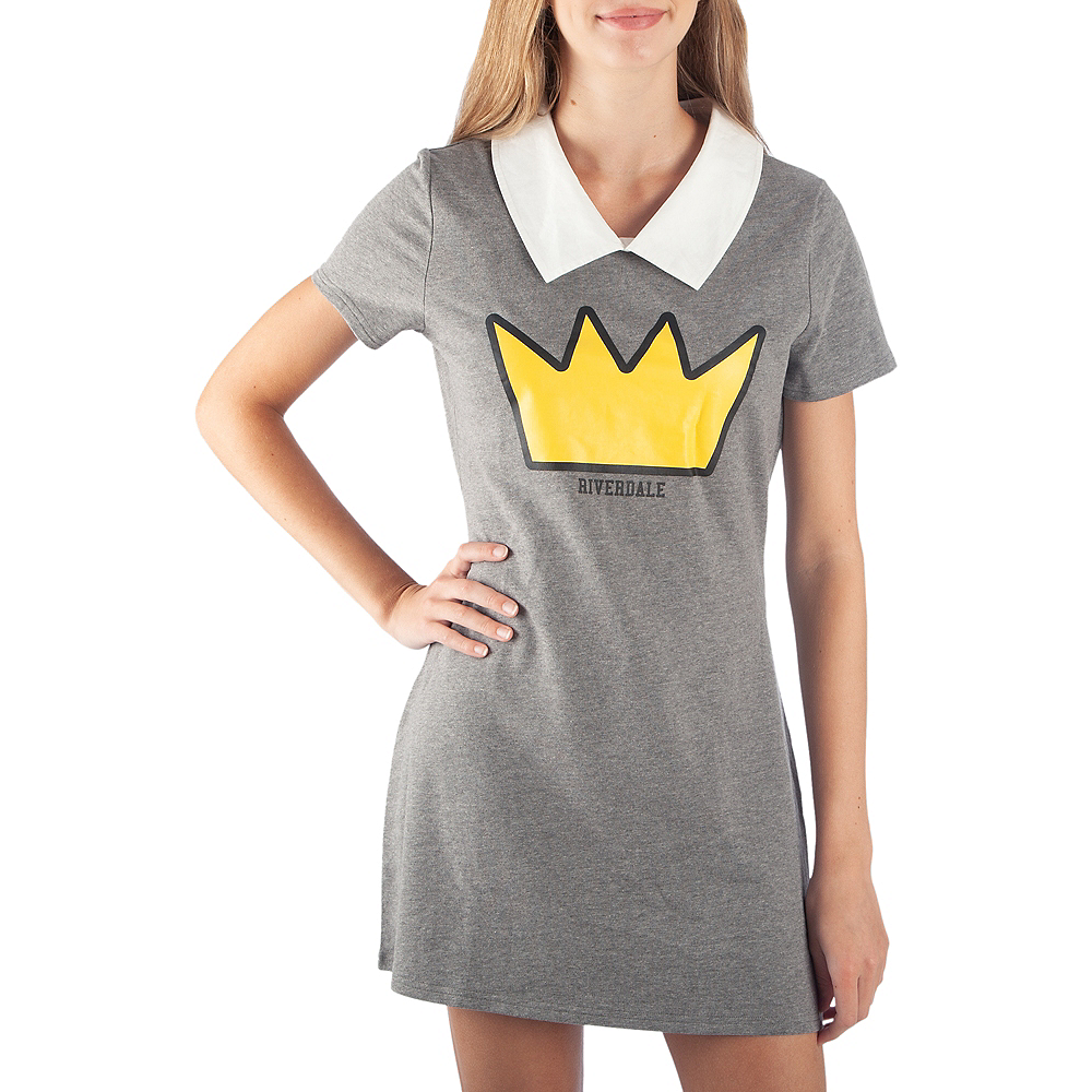 Adult Betty Cooper Crown Dress - Riverdale Image #2
