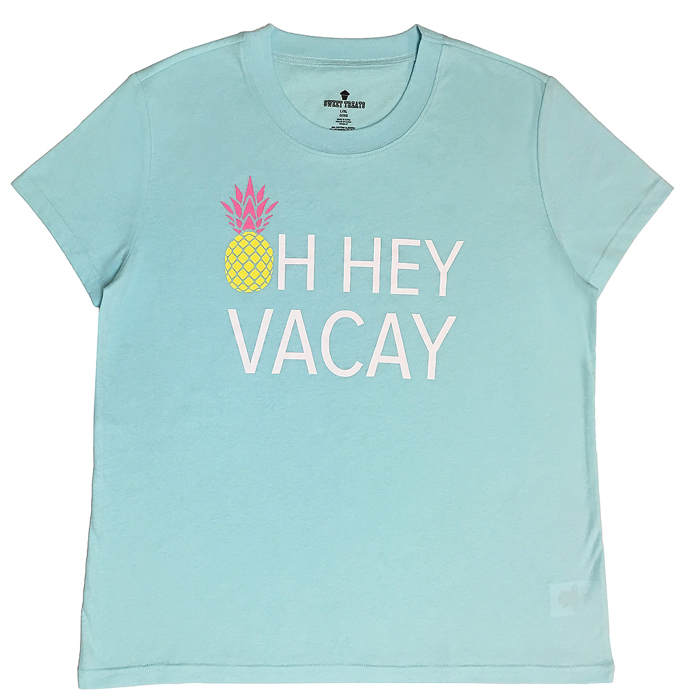 Nav Item for Adult Vacay T-Shirt Image #1