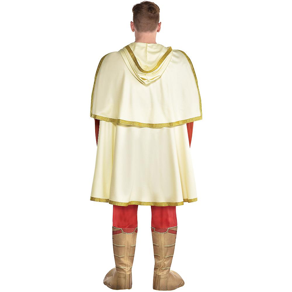 Adult Light-Up Shazam Muscle Costume Image #3