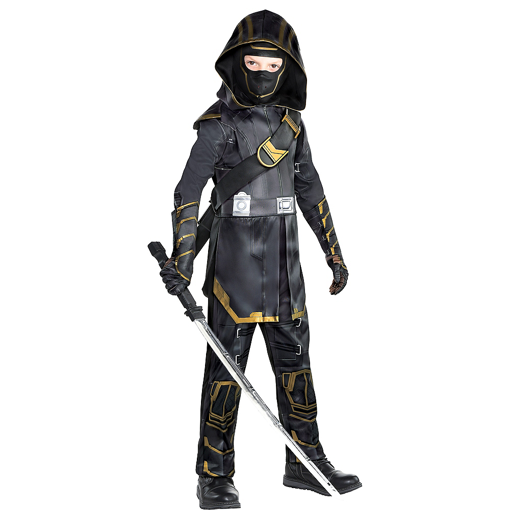 Nav Item for Child Ronin Costume - Avengers: Endgame Image #1