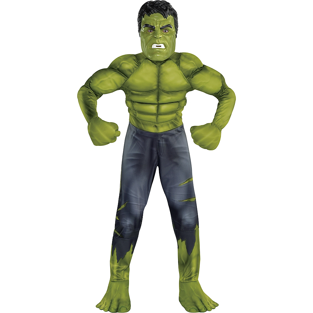 Child Hulk Muscle Costume - Avengers: Endgame Image #1