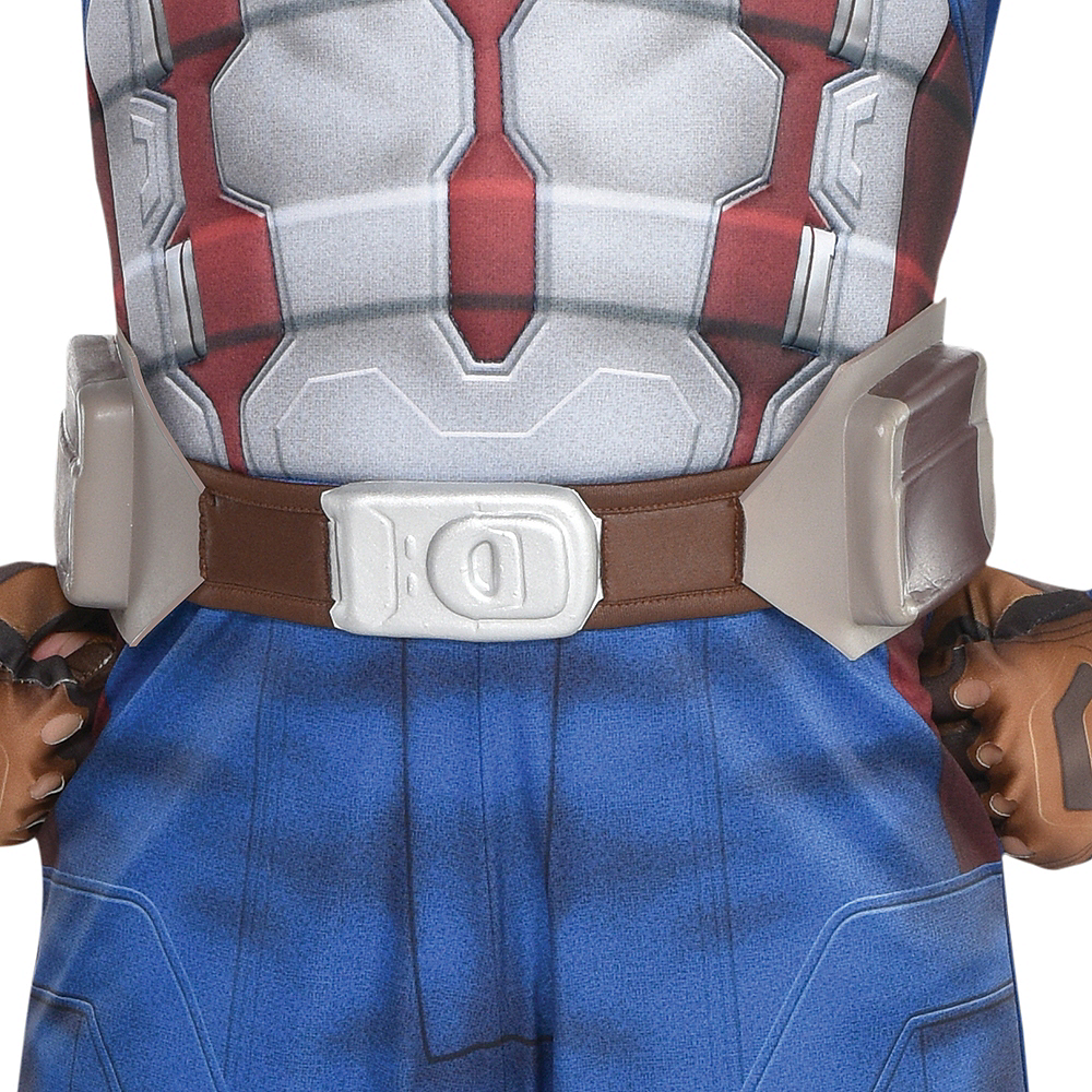 Child Captain America Muscle Costume - Avengers: Endgame Image #3