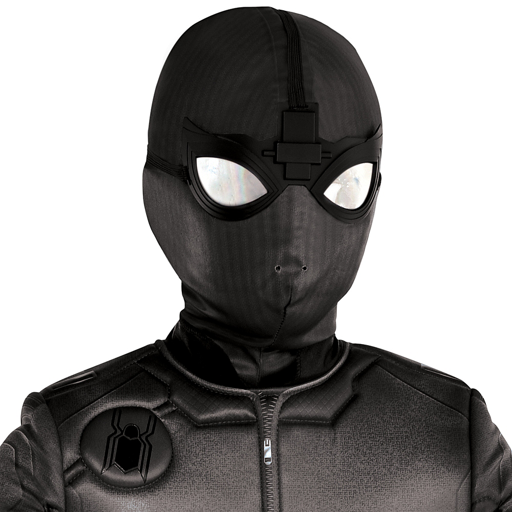 Child Spider-Man Stealth Suit Costume - Spider-Man: Far From Home Image #2