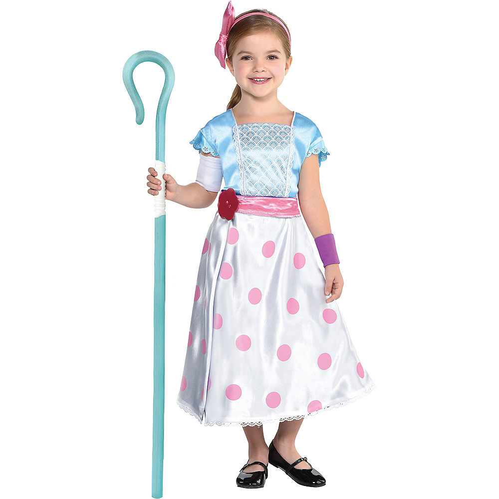 Child Bo Peep Costume - Toy Story 4 Image #2