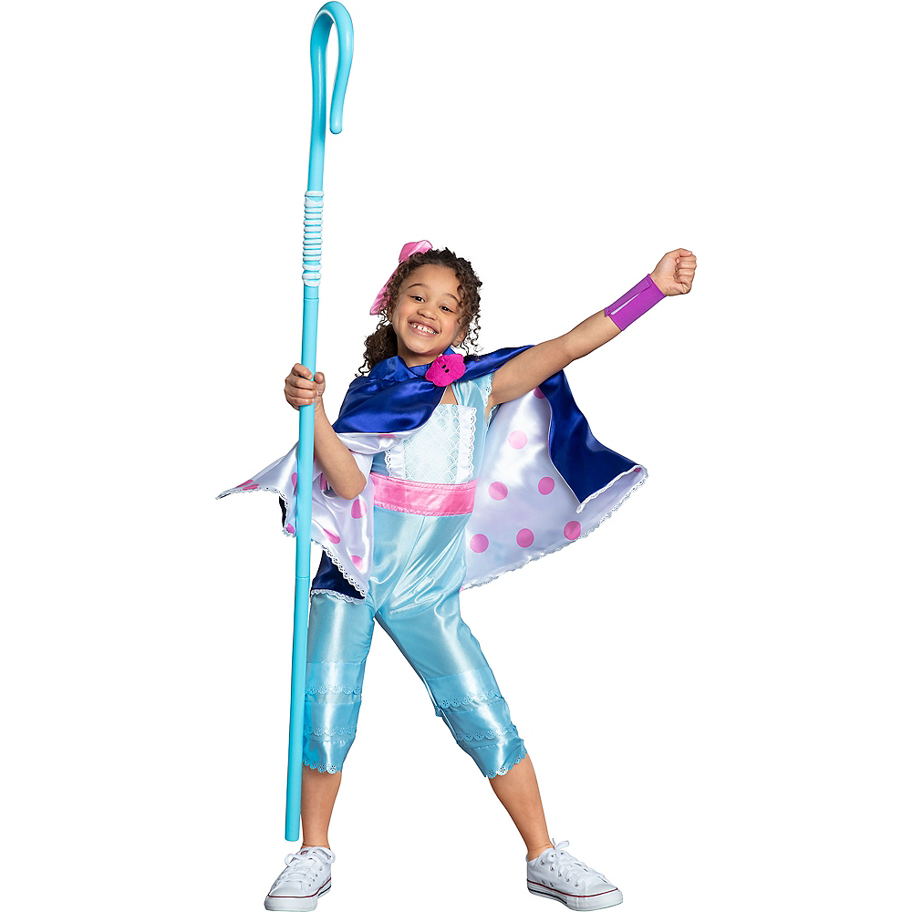 Nav Item for Child Bo Peep Costume - Toy Story 4 Image #6