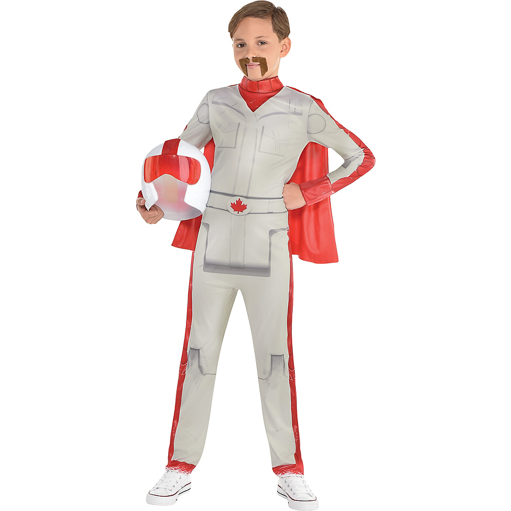 Child Duke Caboom Costume - Toy Story 4 Image #1