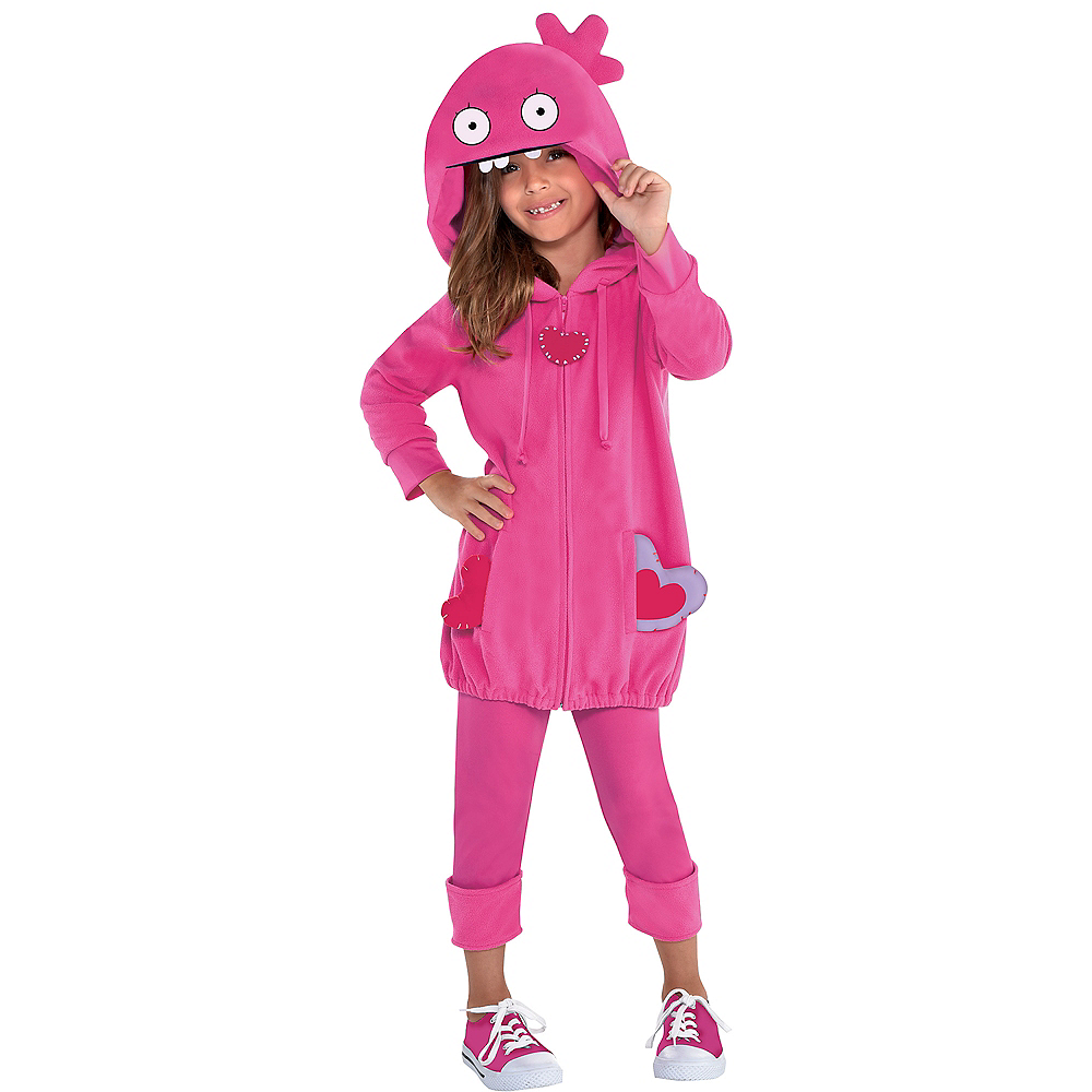 Child Moxy Costume - UglyDolls Image #1