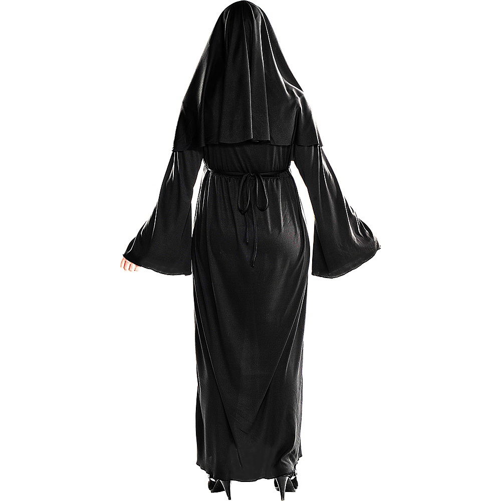 Adult Holy Sister Nun Costume Plus Size Image #2