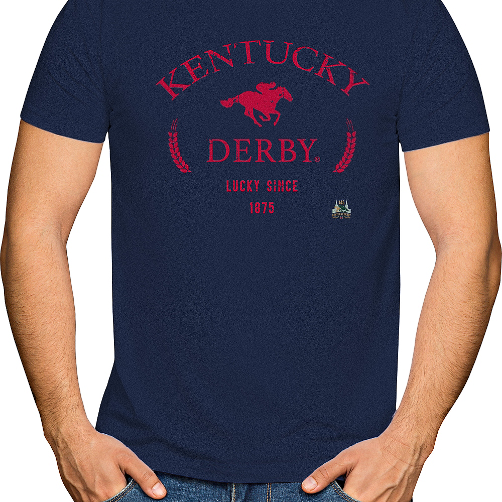 Adult Kentucky Derby T-Shirt Image #2