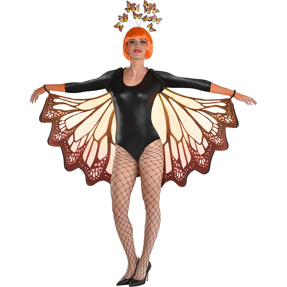 Womens Butterfly Costume Accessory Kit Image #1