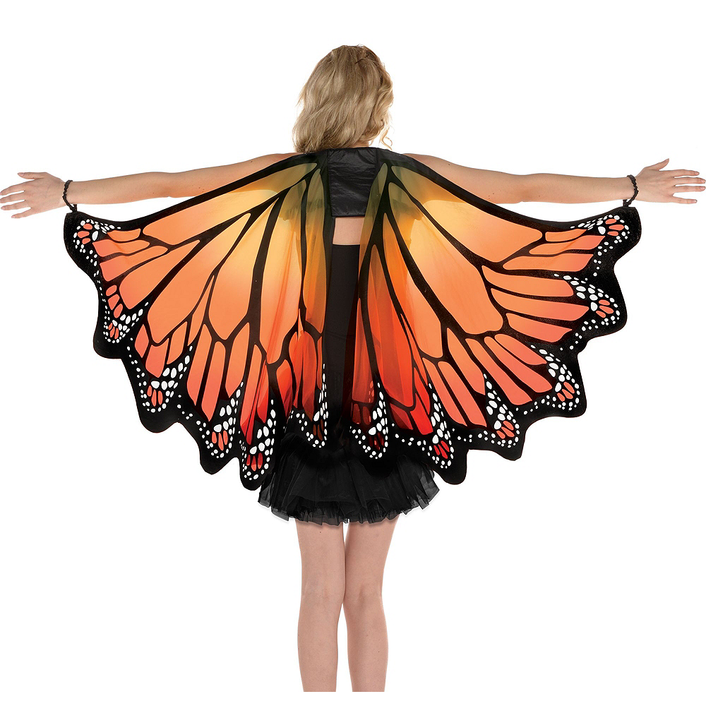 Womens Butterfly Costume Accessory Kit Image #3