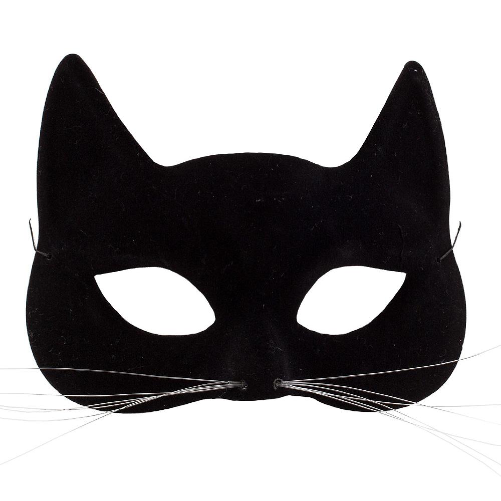 Womens Black Cat Costume Accessory Kit Image #2