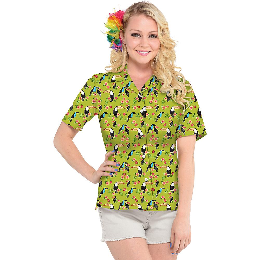 Toucan Hawaiian Shirt Image #1