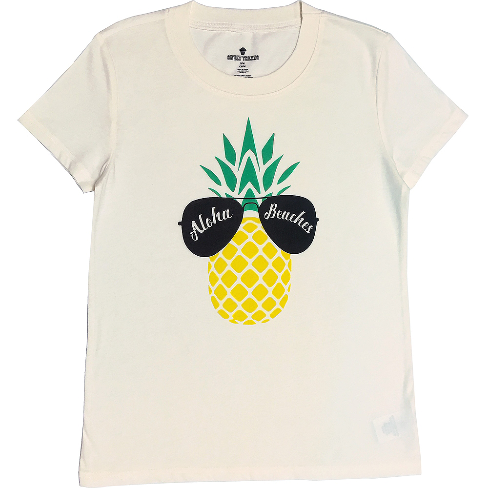 Aloha Beaches T-Shirt Image #1