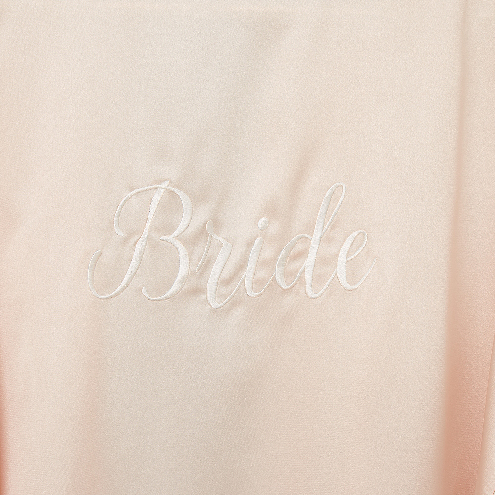 Blush Bride Robe Image #2