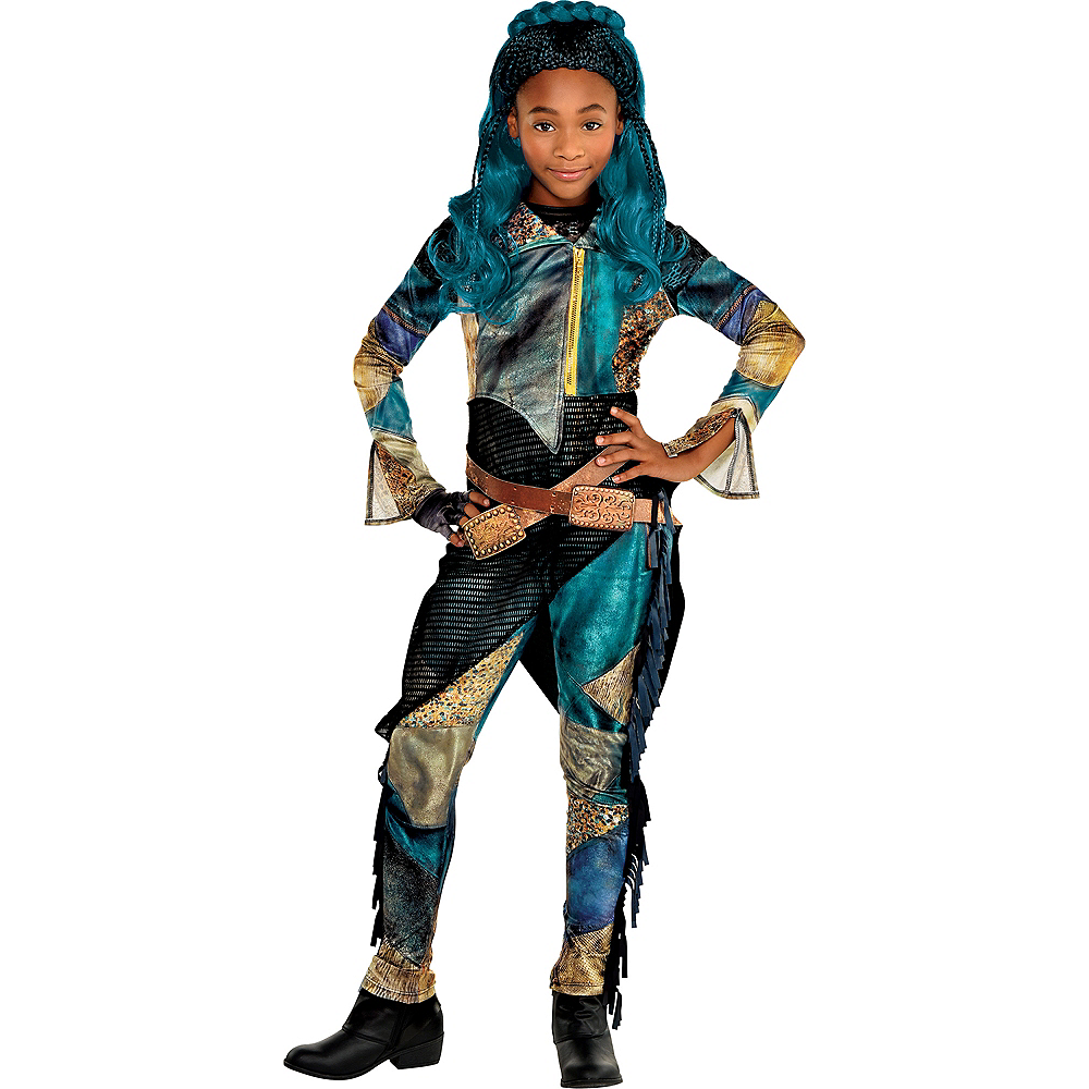 Child Uma Costume - Descendants 3 Image #1