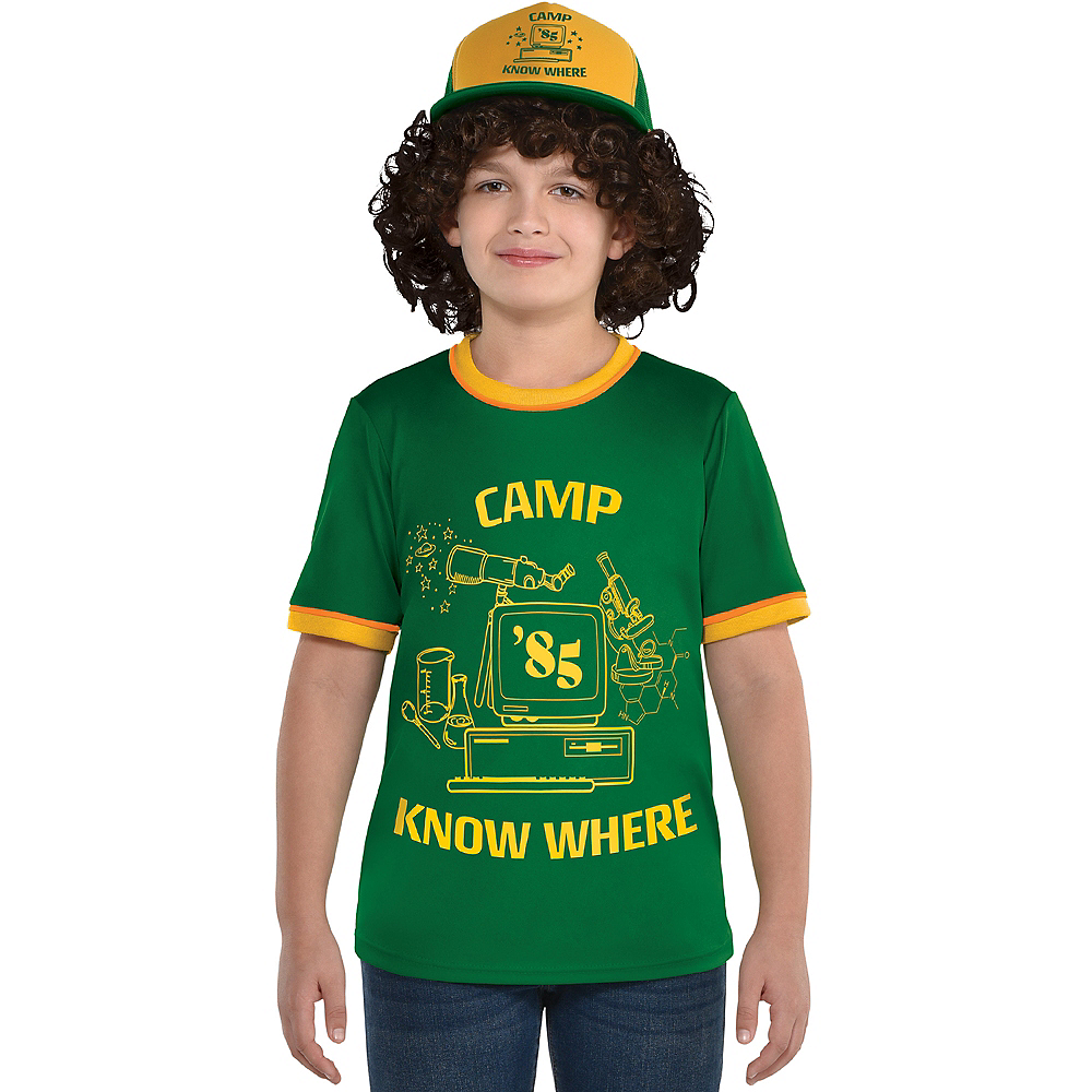 Child Dustin T-Shirt - Stranger Things Image #1