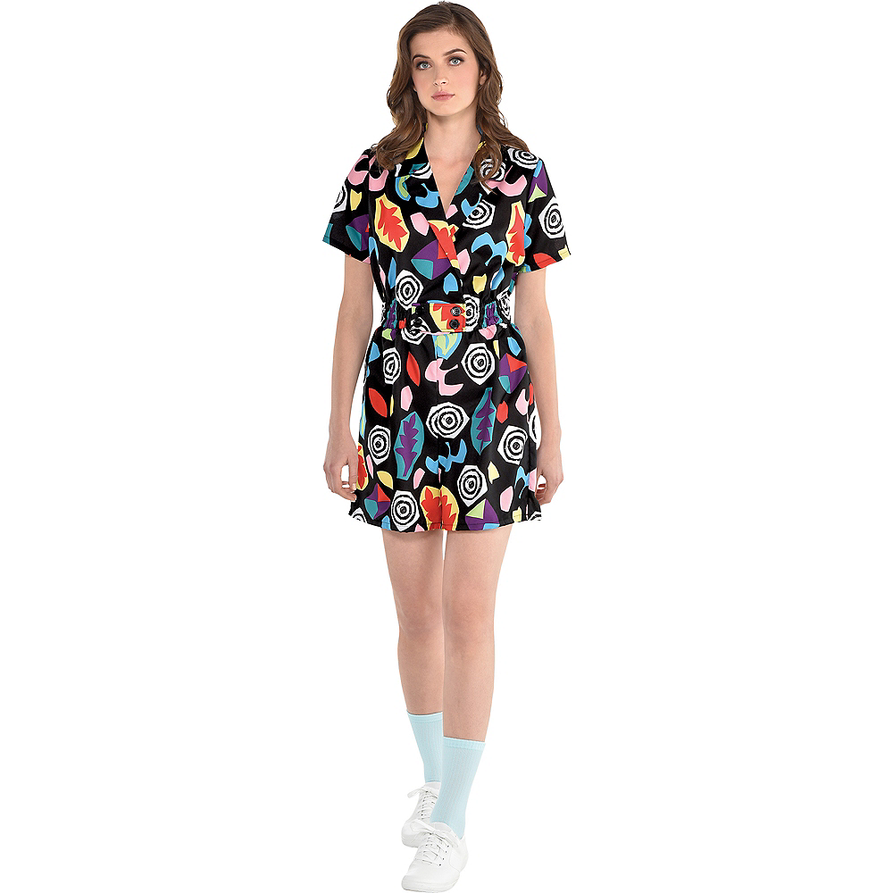 Nav Item for Adult Mall Eleven Costume - Stranger Things Image #1