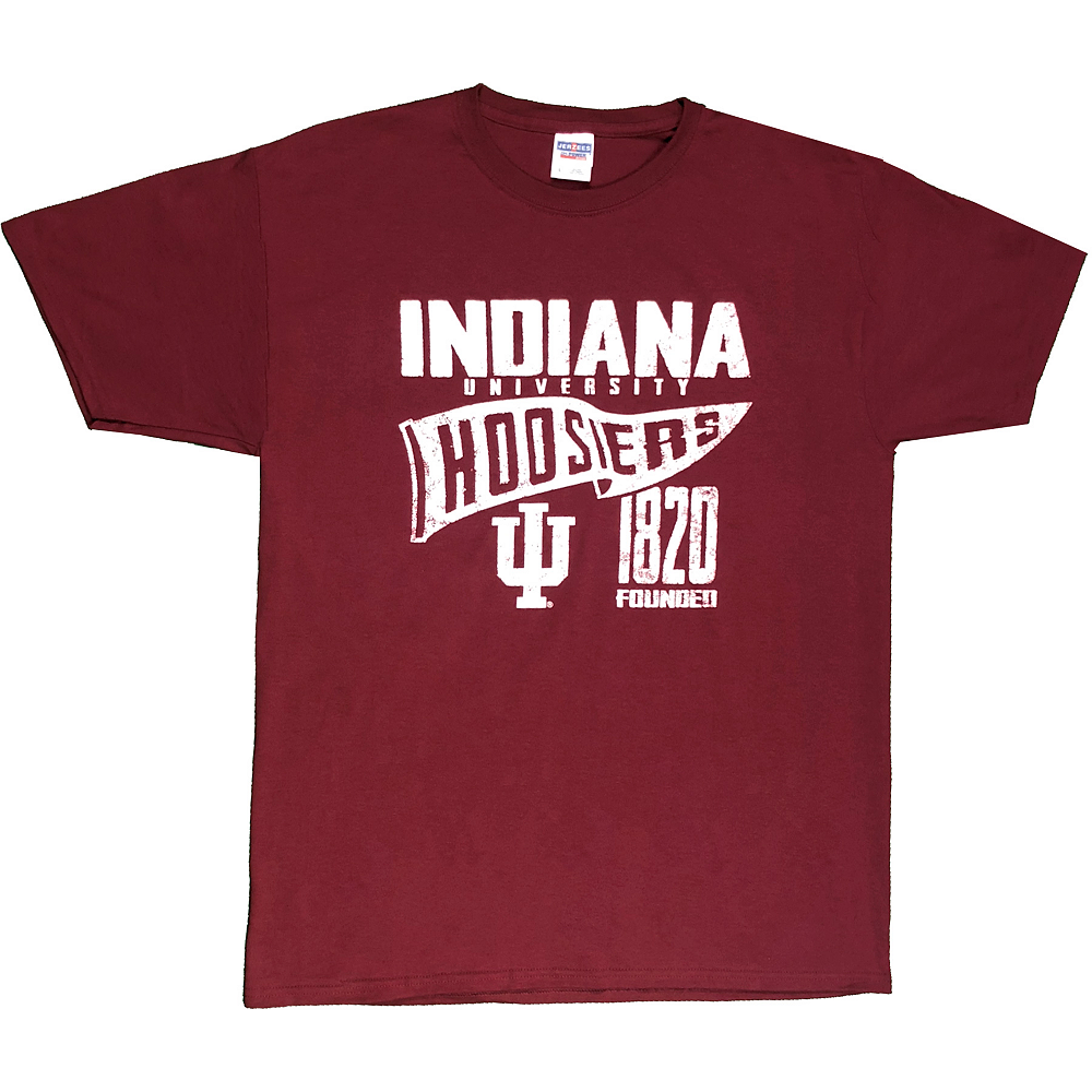 Nav Item for Indiana Hoosiers T-Shirt Image #1
