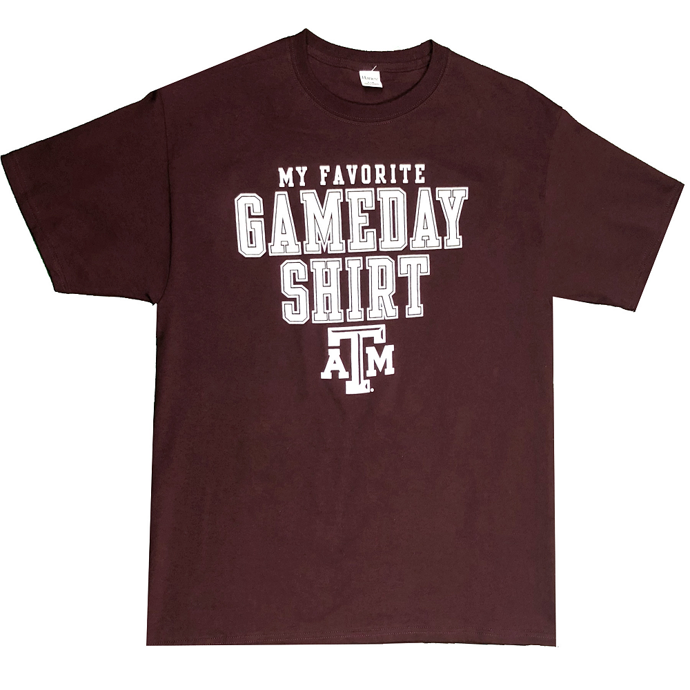 Texas A&M Aggies T-Shirt Image #1