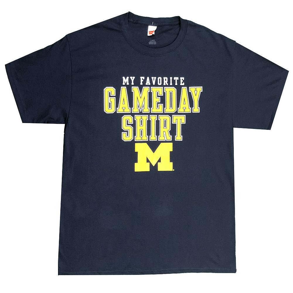 Michigan Wolverines T-Shirt Image #1